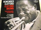 CLIFFORD BROWN Remember Clifford (European Version) (aka Easy) album cover