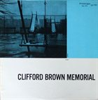 CLIFFORD BROWN Memorial Album Cover
