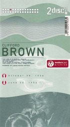 CLIFFORD BROWN Modern Jazz Archive No. 4 album cover