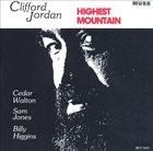 CLIFFORD JORDAN Highest Mountain album cover