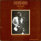 CLIFFORD JORDAN On Stage Vol. 2 album cover