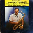 CLIFFORD JORDAN Starting Time album cover