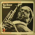 CLIFFORD JORDAN Two Tenor Winner album cover