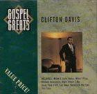 CLIFTON DAVIS Clifton Davis album cover