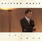 CLIFTON DAVIS Say Amen album cover