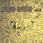 CLOSE ERASE No.2 album cover