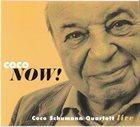 COCO SCHUMANN Now! (Coco Schumann Quartett Live) album cover
