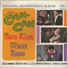 COLE PORTER Cole Porter's Can-Can : Original Soundtrack Album album cover