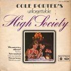 COLE PORTER Cole Porter's Unforgettable High Society album cover