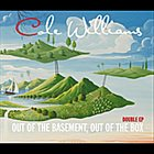 COLE WILLIAMS Out of the Basement, Out of the Box album cover