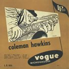 COLEMAN HAWKINS And His Orchestra, Vol.1 album cover