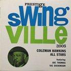COLEMAN HAWKINS Coleman Hawkins All Stars album cover