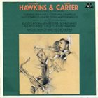 COLEMAN HAWKINS Coleman Hawkins and Benny Carter album cover