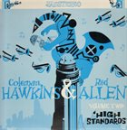 COLEMAN HAWKINS Coleman Hawkins & Red Allen : Volume Two: 'High Standards' album cover