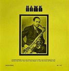 COLEMAN HAWKINS Coleman Hawkins With Eddie Higgins Trio : Hawk album cover