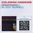 COLEMAN HAWKINS Desafinado+Bluesy Burrell album cover