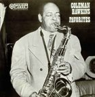 COLEMAN HAWKINS Favorites album cover