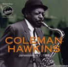 COLEMAN HAWKINS Jamestown, N.Y., 1958 album cover