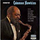 COLEMAN HAWKINS Memorial (aka Coleman Hawkins) album cover