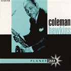 COLEMAN HAWKINS Planet Jazz album cover