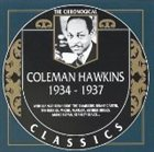COLEMAN HAWKINS The Chronological Classics: Coleman Hawkins 1934-1937 album cover