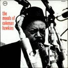 COLEMAN HAWKINS The Moods Of Coleman Hawkins album cover