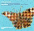 COLOGNE CONTEMPORARY JAZZ ORCHESTRA La Banda Grande - Musica Argentina para Bigband album cover