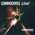 COMMODORES JAZZ ENSEMBLE Commodores Live! album cover