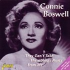CONNIE BOSWELL They Can't Take These Songs Away From Me album cover