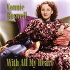 CONNIE BOSWELL With All My Heart album cover