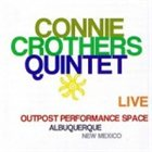 CONNIE CROTHERS Connie Crothers Quintet Live album cover