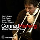 CONRAD HERWIG A Voice Trough The Door album cover