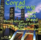 CONRAD HERWIG New York Breed album cover
