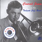 CONRAD JANIS Conrad Janis & His Tailgate Jazz Band, Vol. 2 album cover
