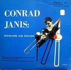 CONRAD JANIS Dixieland Jam Session album cover