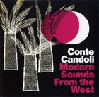 CONTE CANDOLI Modern Sounds from the West album cover