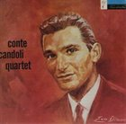 CONTE CANDOLI Quartet album cover