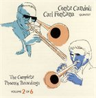 CONTE CANDOLI The Complete Phoenix Recordings   Volume 2 of 6 album cover