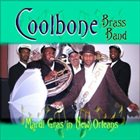 COOLBONE BRASS BAND Mardi Gras In New Orleans album cover