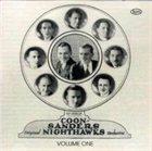 THE COON - SANDERS NIGHTHAWKS Coon-Sanders Nighthawks, Vol. 1 album cover