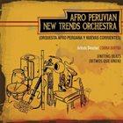 CORINA BARTRA Afro Peruvian New Trends Orchestra: Uniting Beats album cover