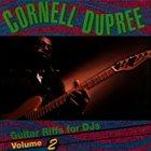 CORNELL DUPREE Guitar Riffs For DJs Vol. 2 album cover