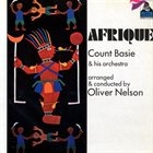 COUNT BASIE Afrique album cover