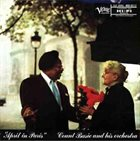 COUNT BASIE April in Paris album cover