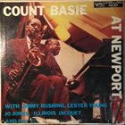 COUNT BASIE At Newport album cover