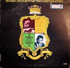 COUNT BASIE Basie and Eckstine, Inc. album cover