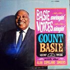 COUNT BASIE Basie Swingin' Voices Singin' album cover