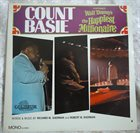 COUNT BASIE Captures Walt Disney's The Happiest Millionaire album cover