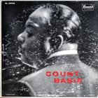 COUNT BASIE Count Basie album cover
