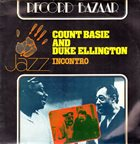 COUNT BASIE Count Basie And Duke Ellington ‎: Incontro album cover